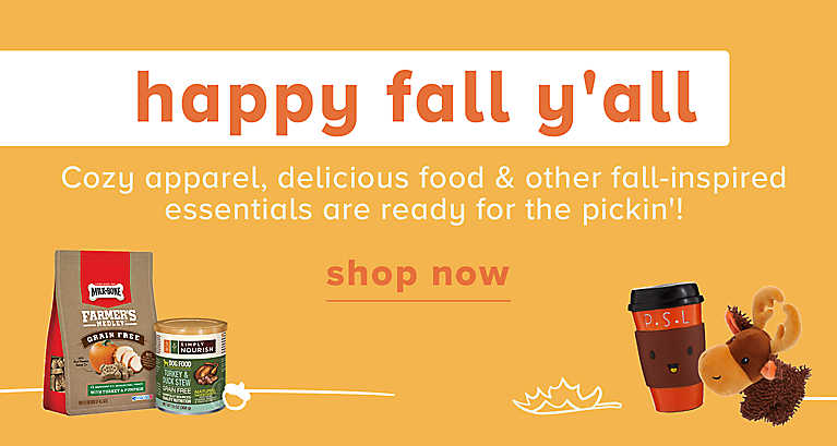 happy fall y'all ... cozy apparel, delicious food & other fall-inspired essentials are ready for the pickin'! shop now >