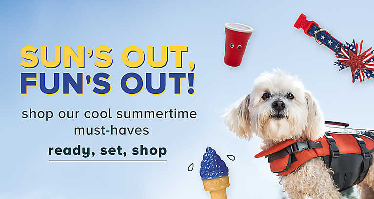 Summer Fun! Show our cool summertime must-haves