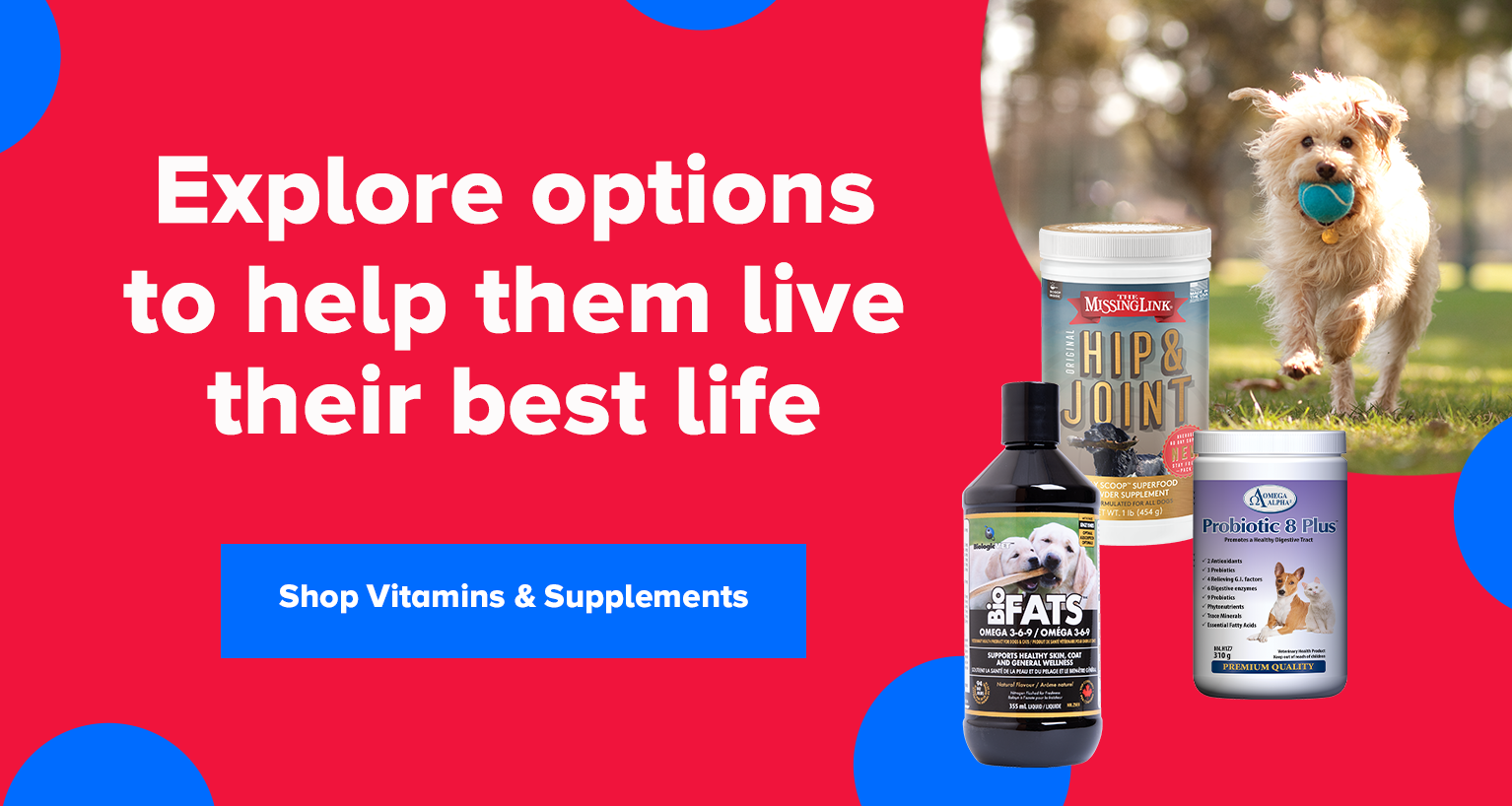 Explore our wide selection of vitamins & supplements.