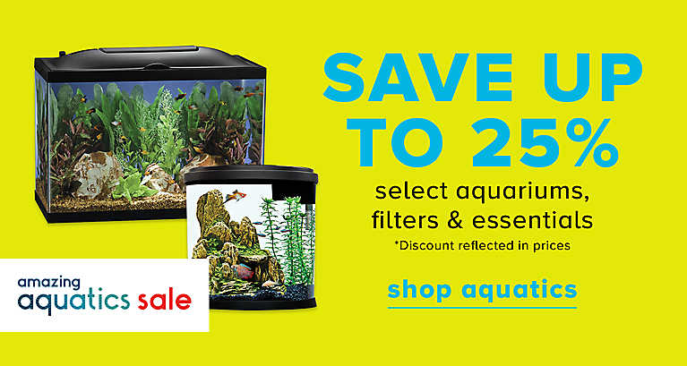 Amazing Aquatics Sale!