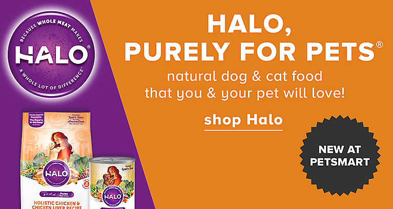 HALO now available at PetSmart