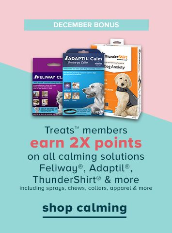 Treats™ members earn 3X points