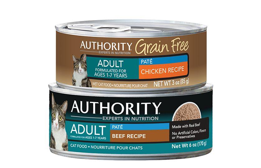 Authority Dry Cat Food Ingredients