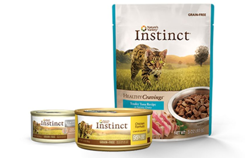 instinct wet food for cats