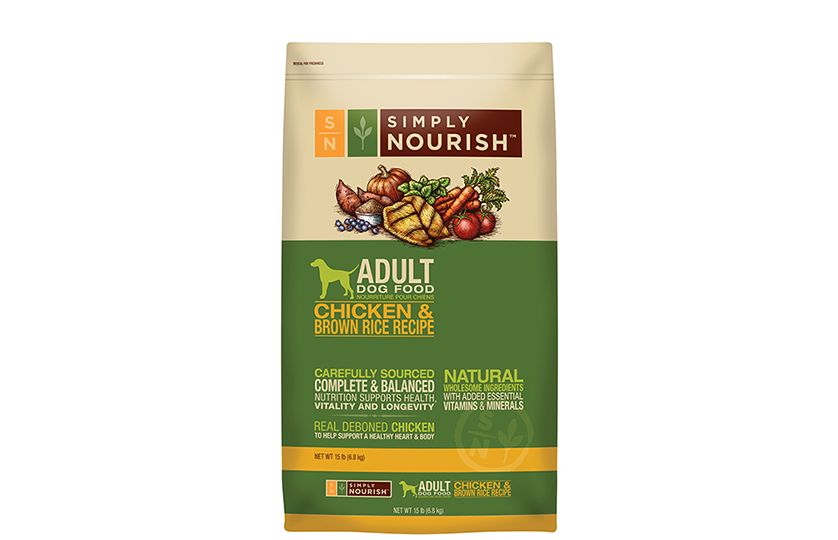Simply nourish dog food puppy food petsmart whole health forumfinder