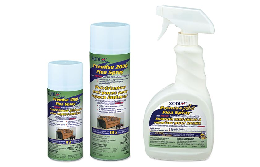 home sprays: treat your home