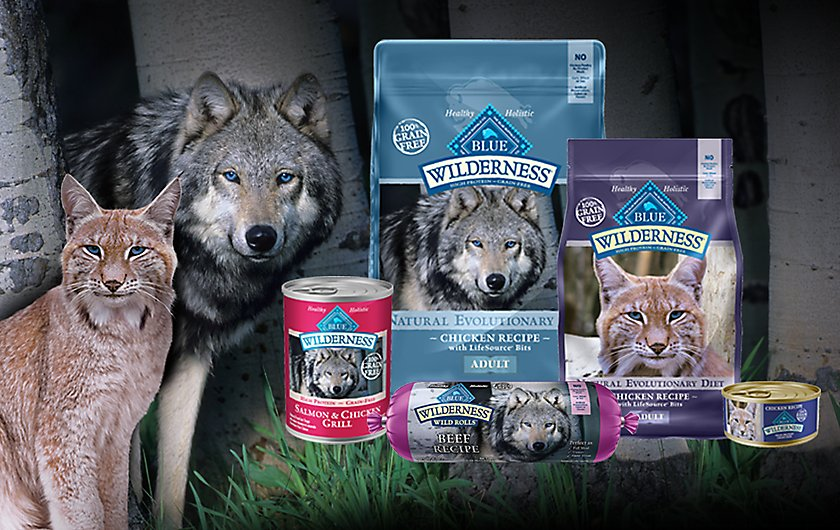 Blue Buffalo Pet Food Amp Treats Petsmart