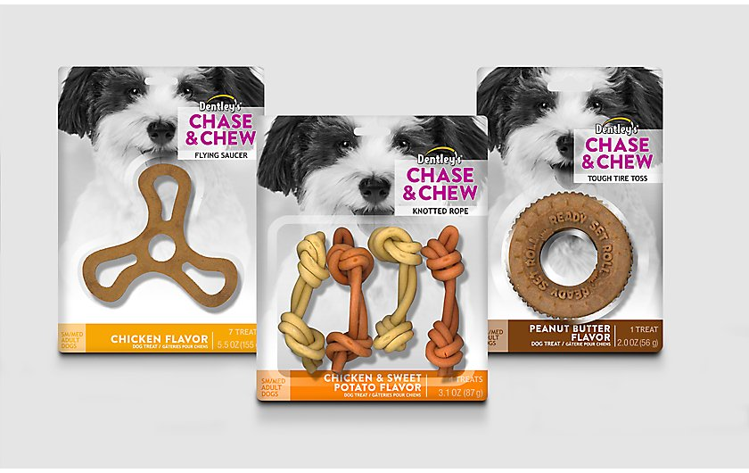 Chase & Chews