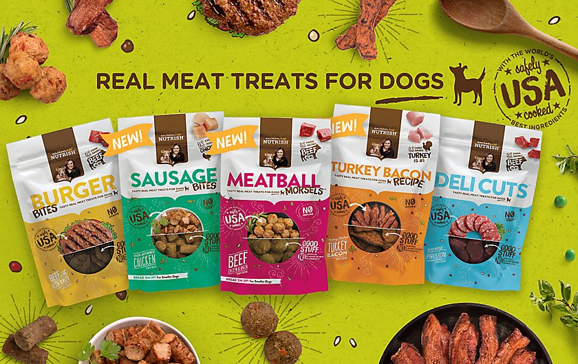 Rachael Ray™ Nutrish® Real Meat Treats for Dogs