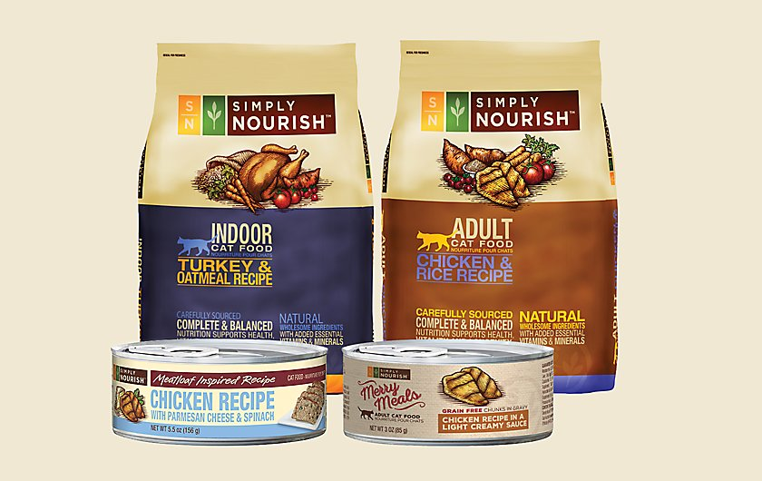 Simply Nourish Dog Food Recall