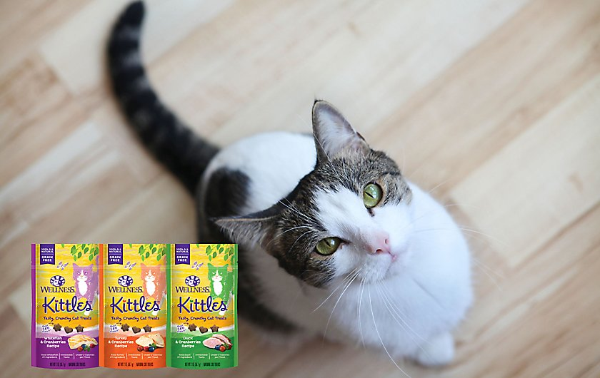 Kittles™ Crunchy Cat Treats