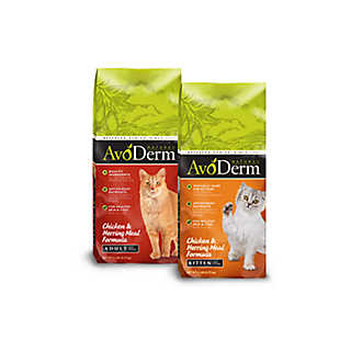 AvoDerm dry cat food