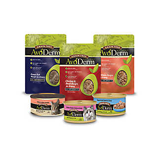 AvoDerm wet cat food