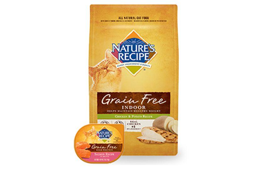 Nature S Recipe Cat Food Ingredients