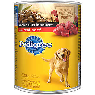 PEDIGREE® Wet Dog Food