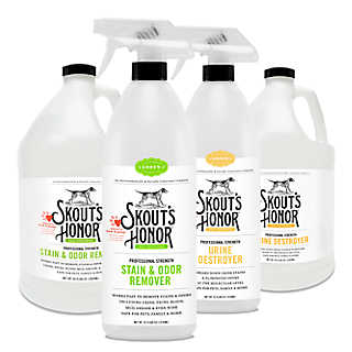Eliminate everyday stains & odors with NEW revolutionary green-cleaning technology.