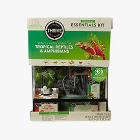Starter Kits & Terrariums