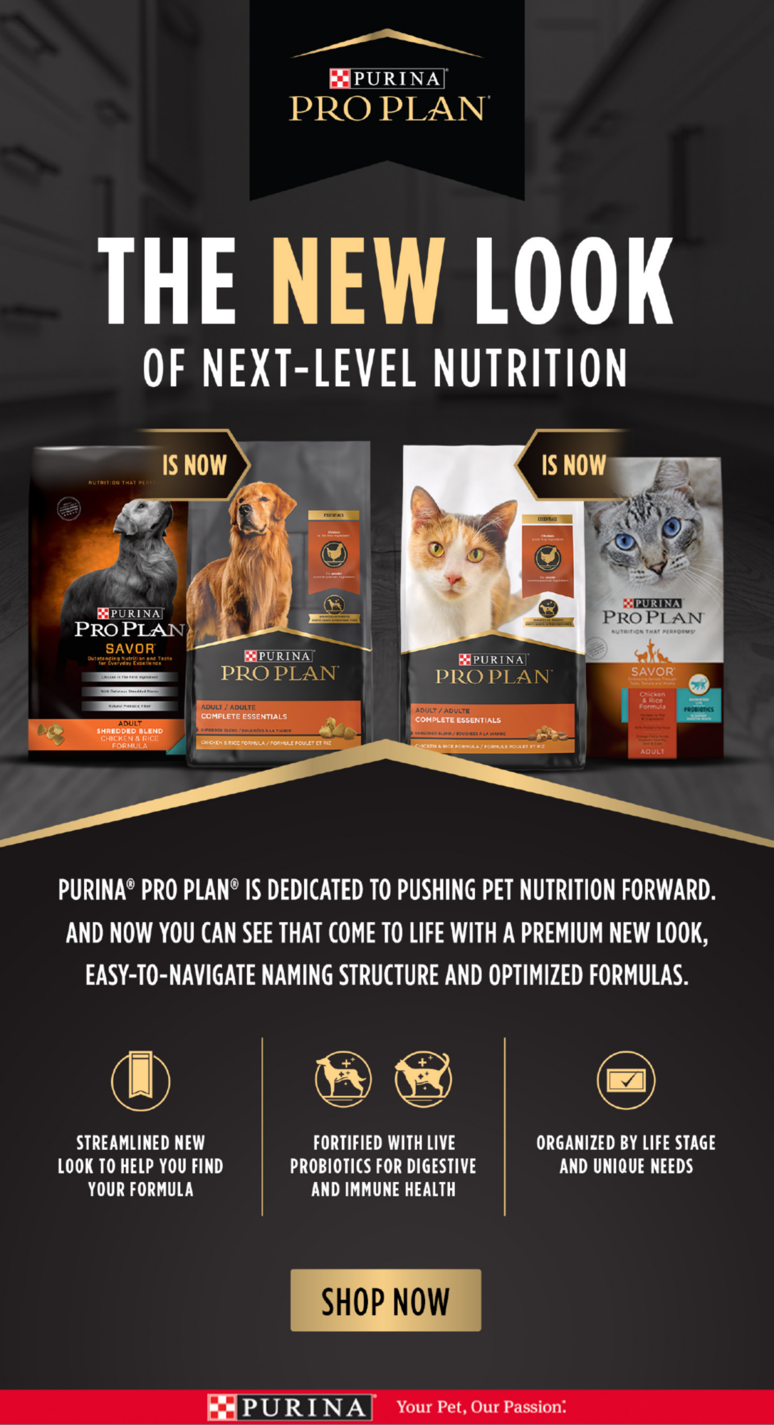 PURINA PRO PLAN VENDOR PAGE (Dog/Cat)