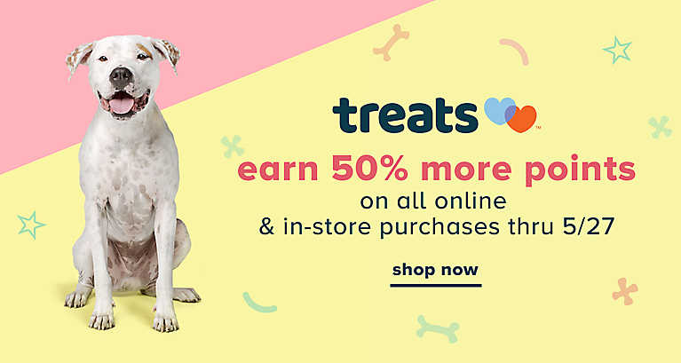 earn 50% more points on all online & in-store purchases thru 5/27 shop now