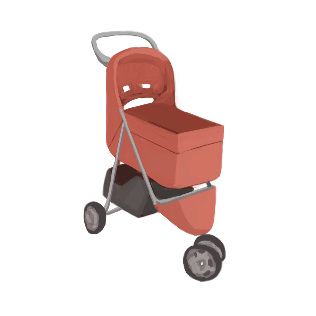 Strollers & Bicycle Baskets