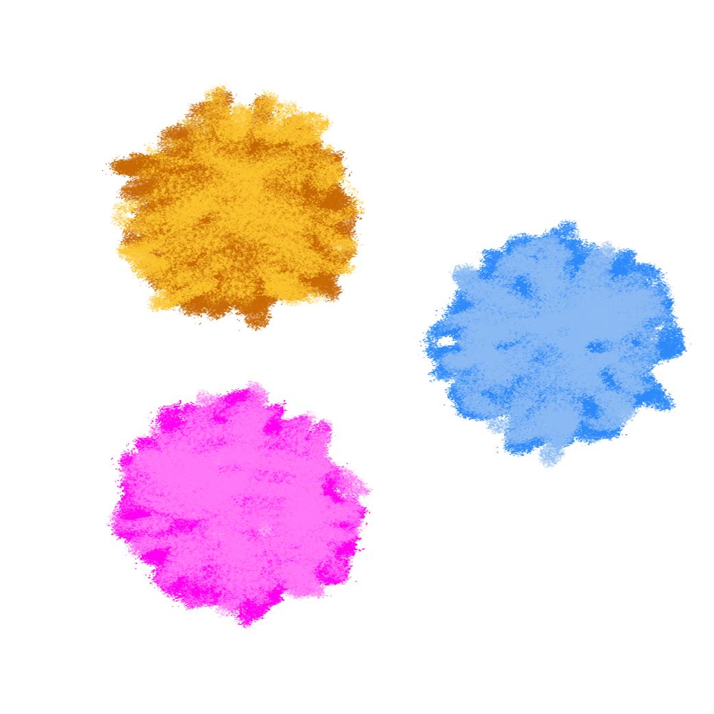 Balls & Chasers (Illustration)