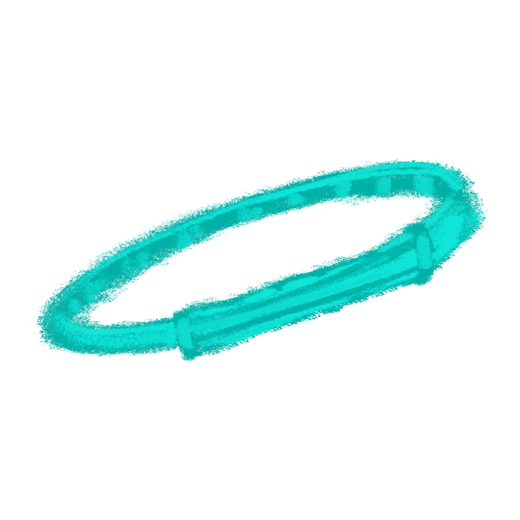 Flea & Tick Collars (Illustration)