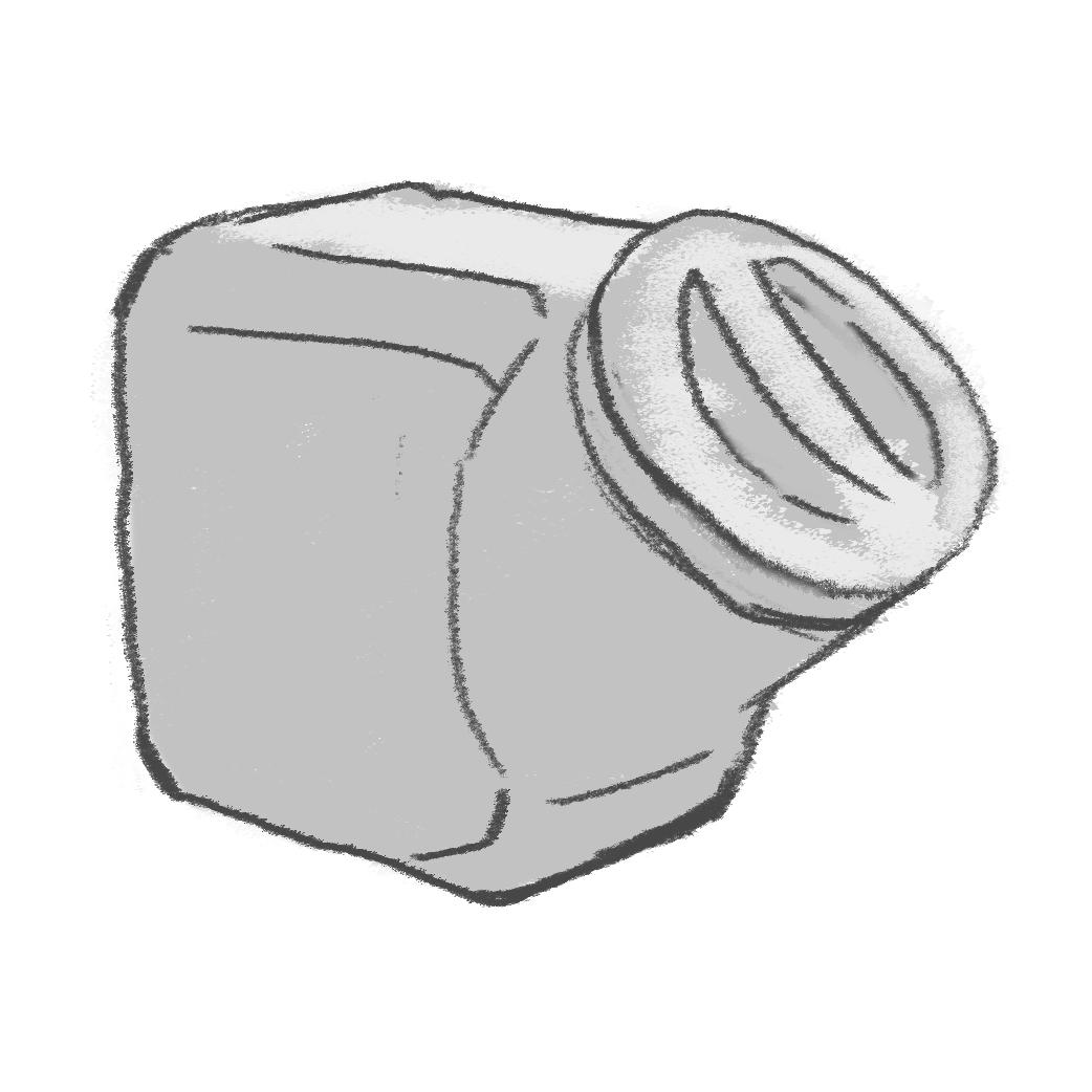 Storage & Scoops (Illustration)