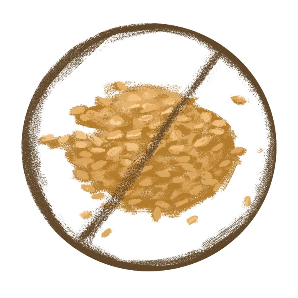 Grain Free (Illustration)