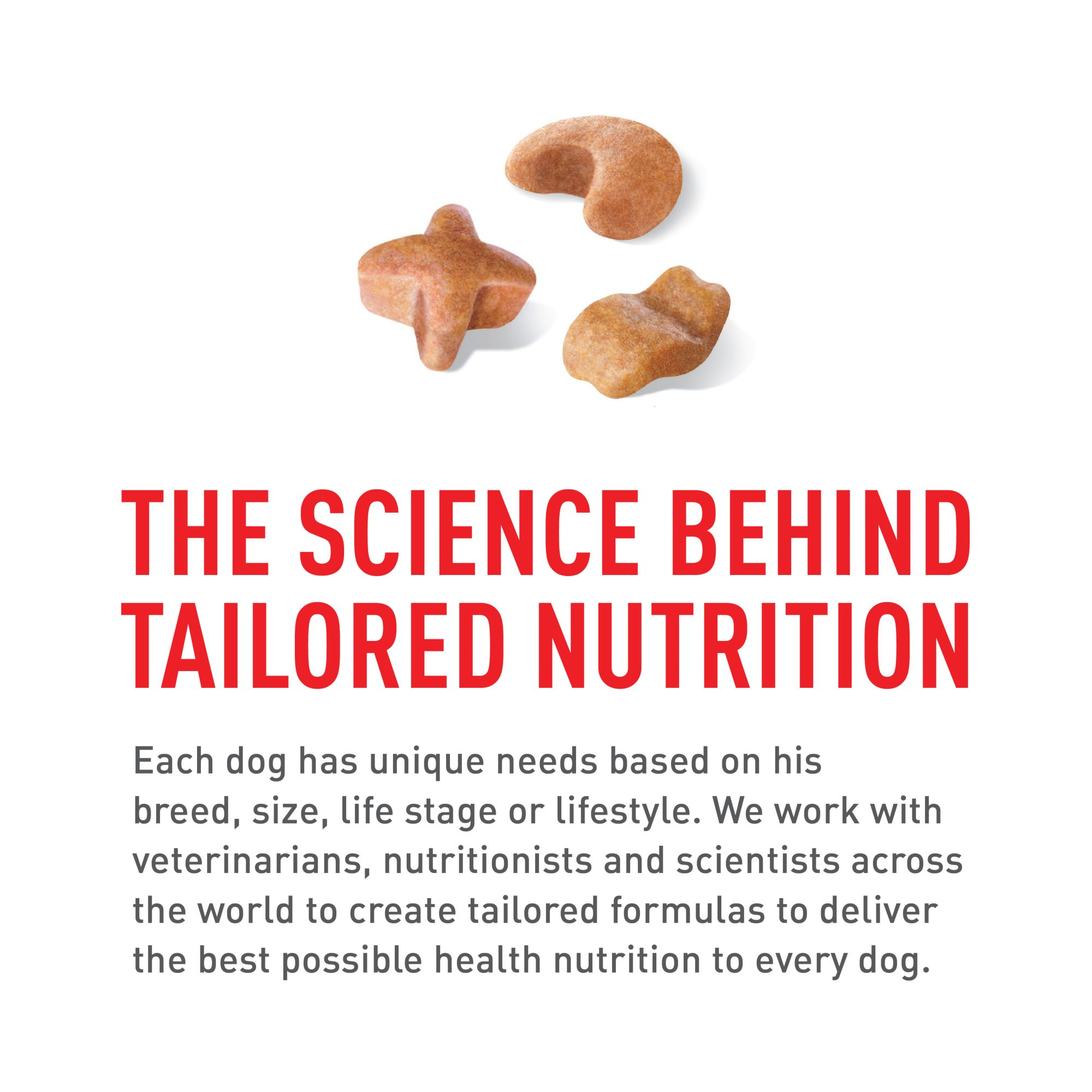 The Science behind tailored nurtrition