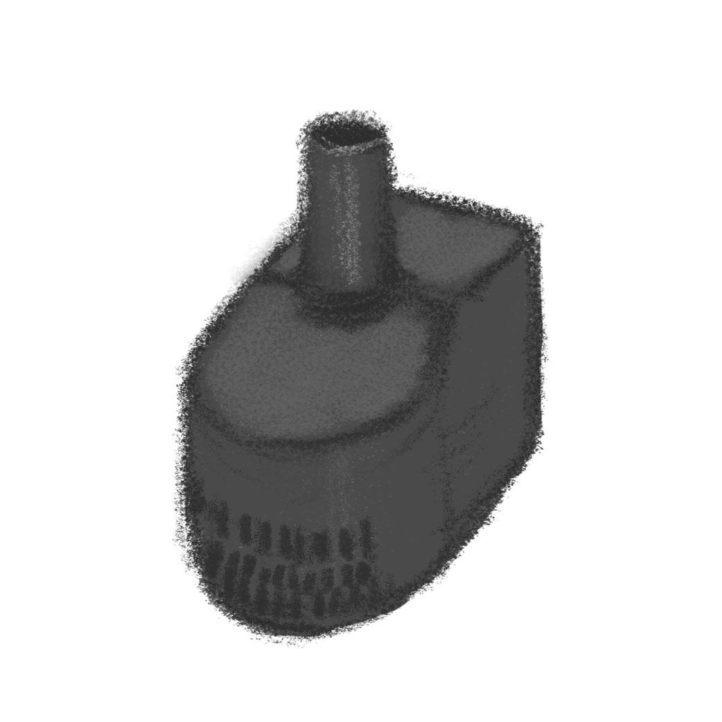 Water Pumps & Powerheads (Illustration)