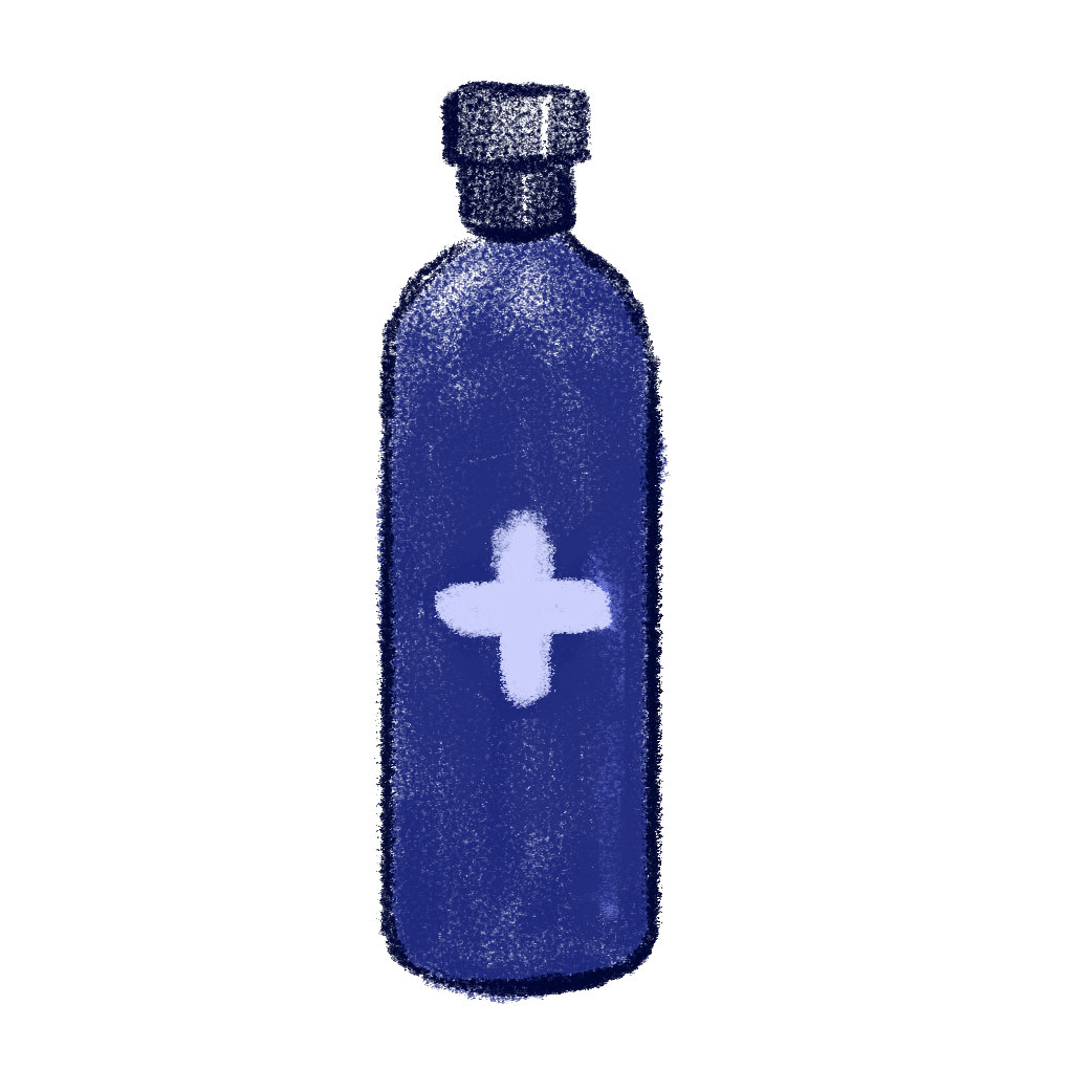 Disease Treatment (Illustration)