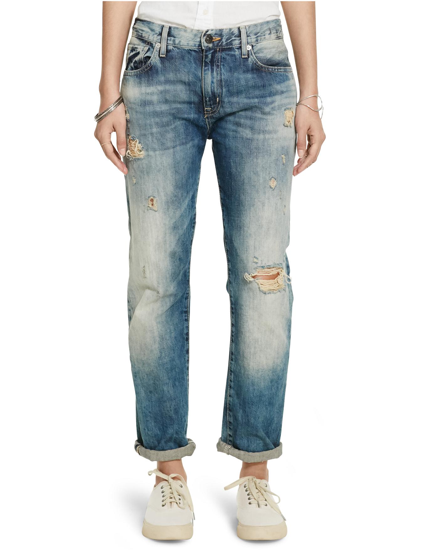73640f294cf ralph lauren bukser kvinder Ralph lauren kvinder bukser & jeans ...