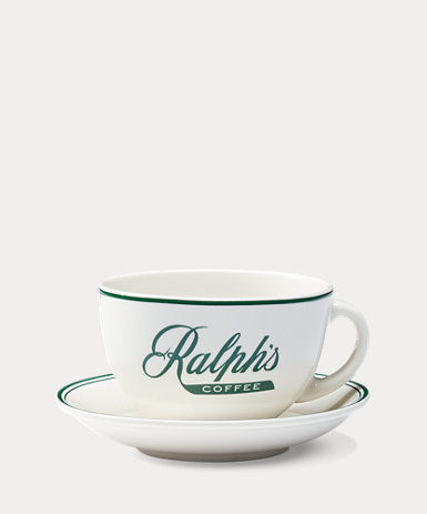 (Ralph's Coffee)カップ & ソーサー