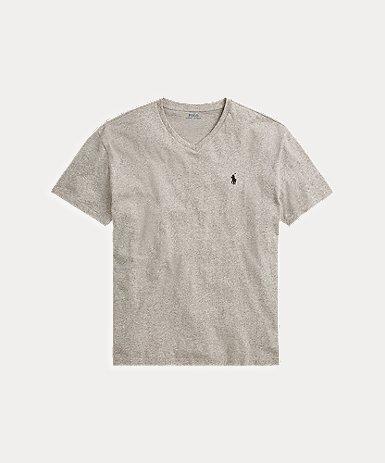 クラシックフィット Vネック Tシャツ