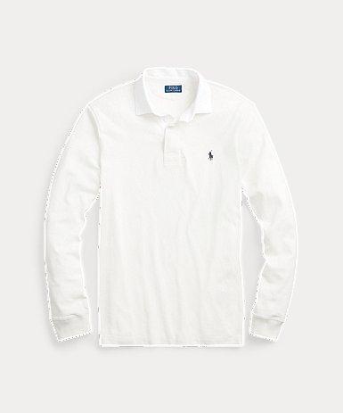 アイコニック ラグビー シャツ