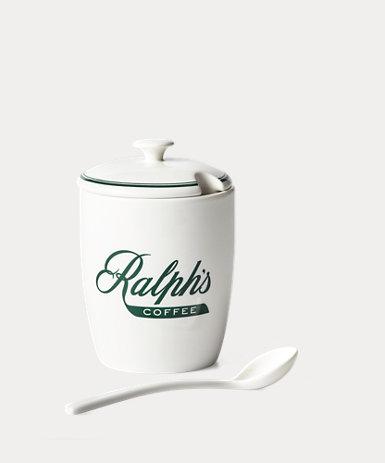 (Ralph's Coffee)ジャム ポット