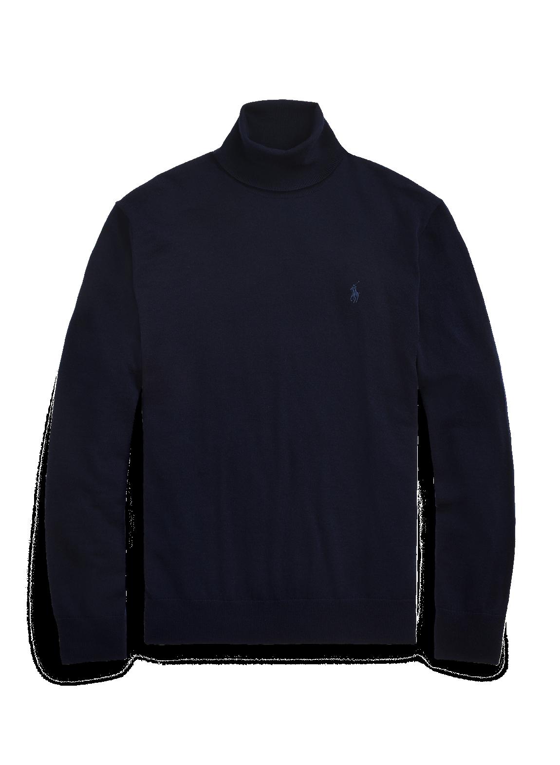 ウォッシャブル メリノウール セーター