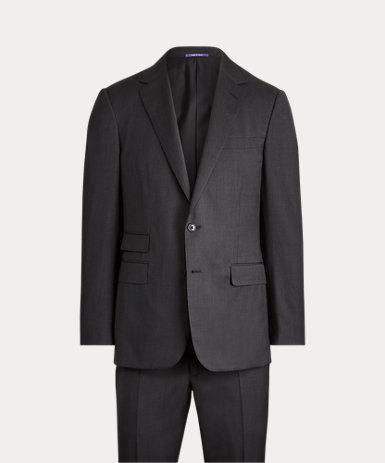 Gregory ウール サージ スーツ