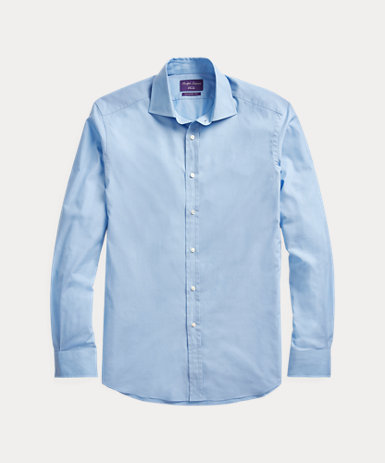 RLX テーラード フィット ストレッチ シャツ