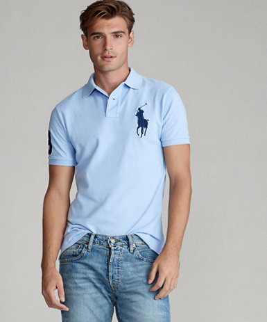 You Know And Good Los Pan teras Mens Regular-Fit Cotton Polo Shirt Short Sleeve
