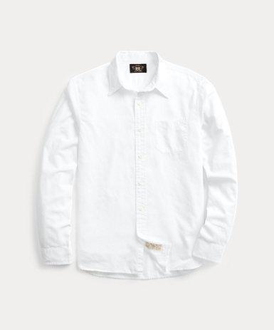 ツイル ワークシャツ