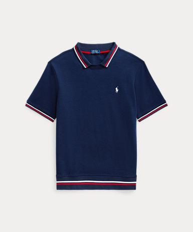 クラシック フィット ソフト コットン ポロシャツ