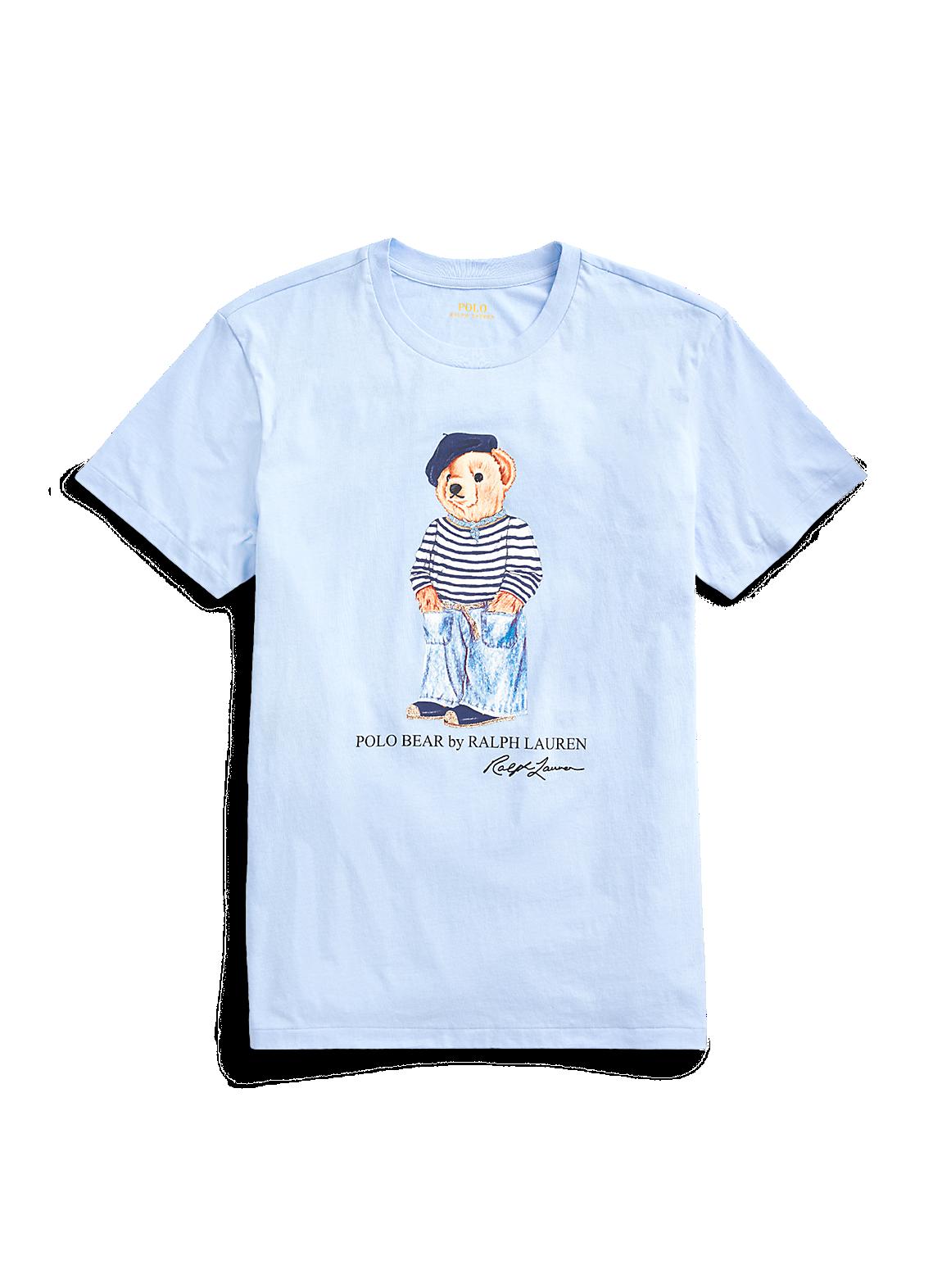 Poloベア クルーネック Tシャツ