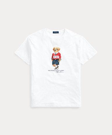 カスタム スリム Poloベア Tシャツ