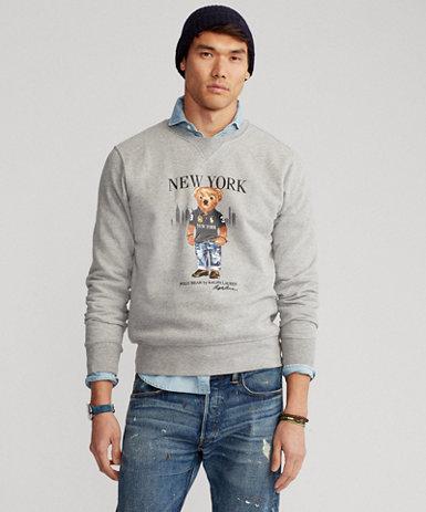 (限定コレクション)ニューヨーク ベア スウェットシャツ