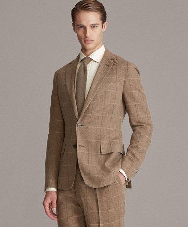 Hadley カシミヤ スーツ ジャケット