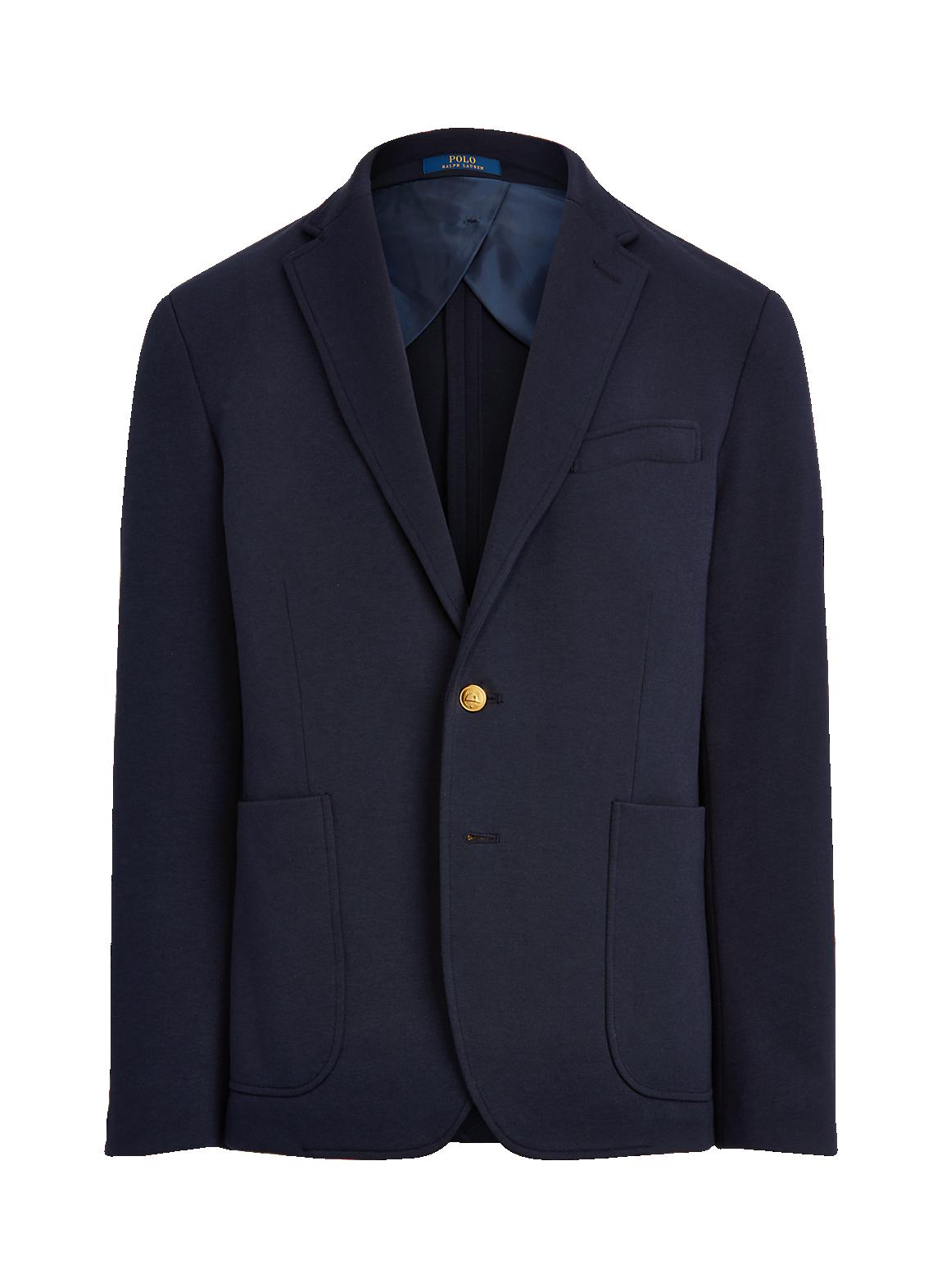 Polo ソフト ニット スーツ ジャケット