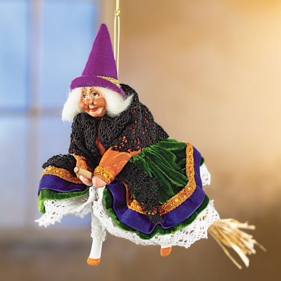 Handmade Kitchen Witch | La Befana, The Witch Of Christmas | Uno ...