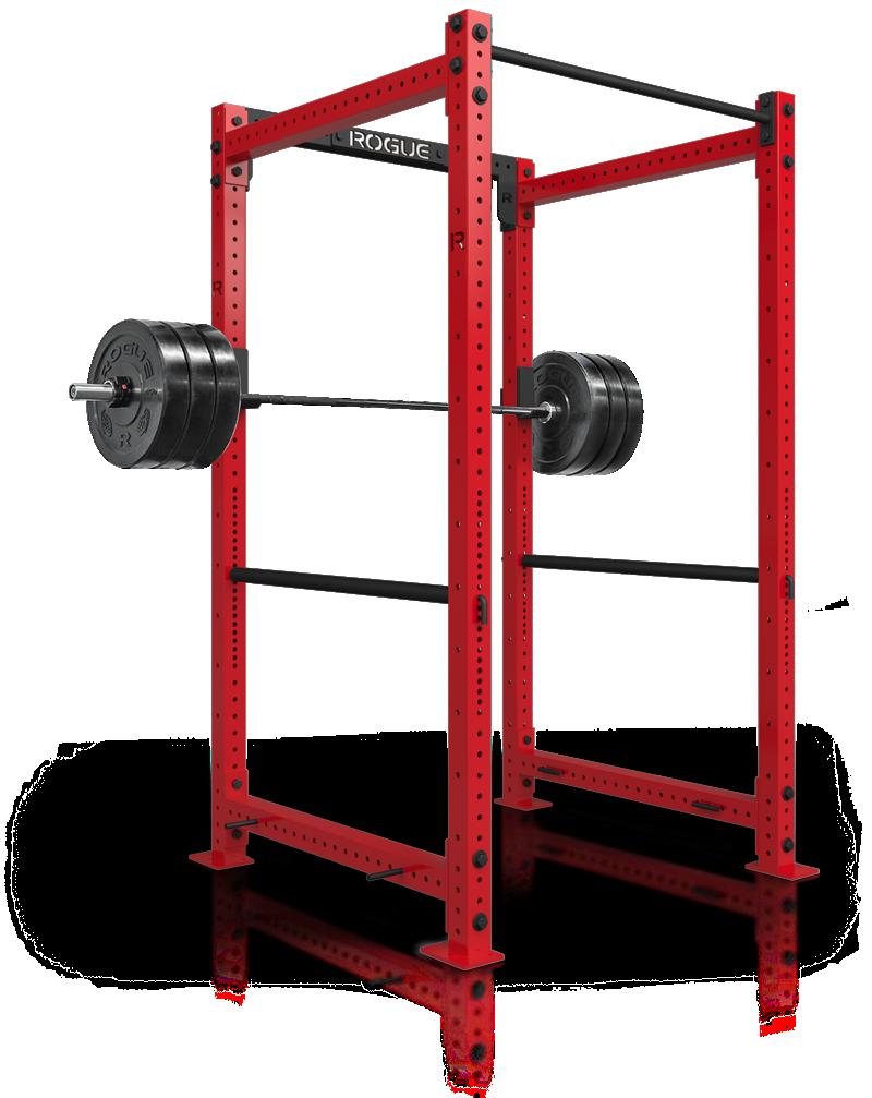 Rogue RML-490C Power Rack - Monster Lite - Weight Training | Rogue ...