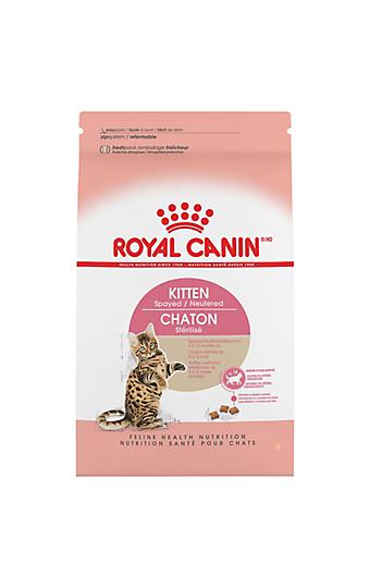 Kitten Food Feeding For Growth Amp Development Royal Canin